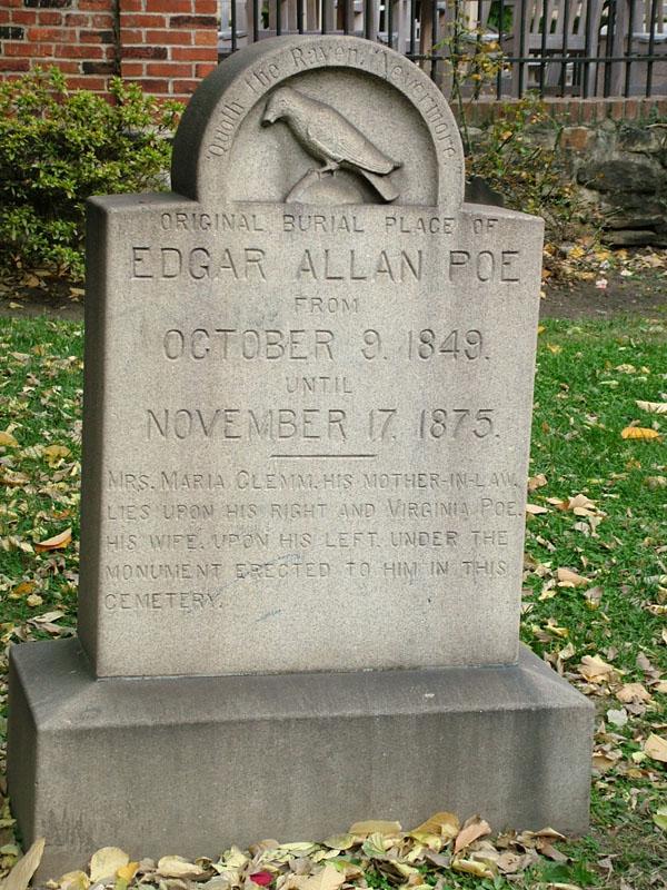 El misterio de la muerte de Edgar Allan Poe