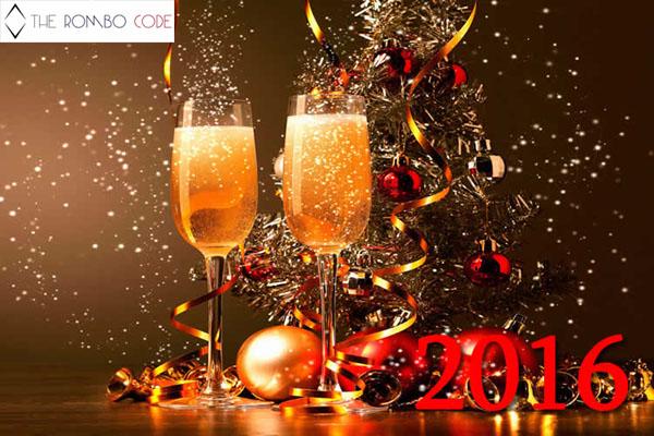 Feliz año nuevo escape room