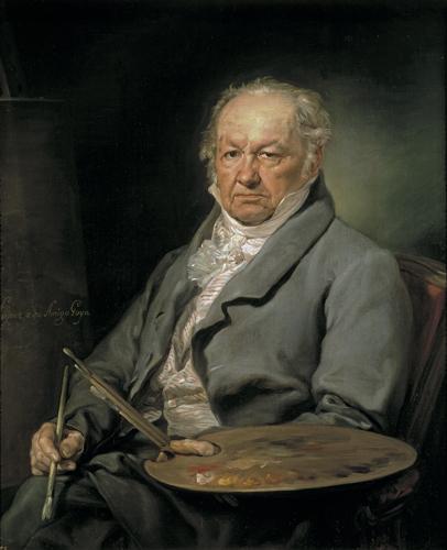 Misterio Goya